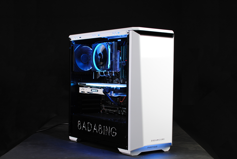 BADABING's gaming and streaming PC